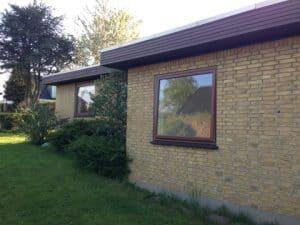 Maling af vinduer udvendigt