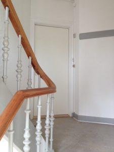 Malerarbejde trappeopgang boligforening