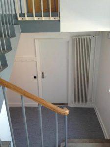 maling af trappe